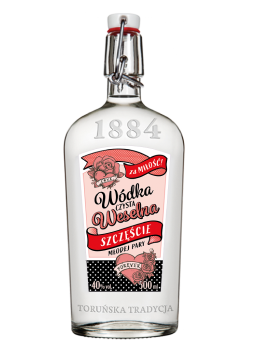 Vodka de Boda ROCKABILLY