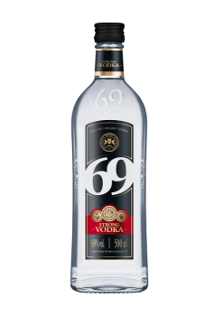 69 STRONG VODKA