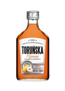 Vodka Toruńska  de Membrillo